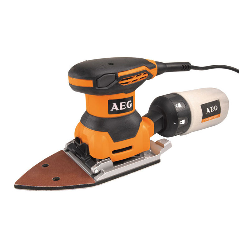 Imexco, EXTREMELY COMPACT ¼ SHEET SANDER 280 W