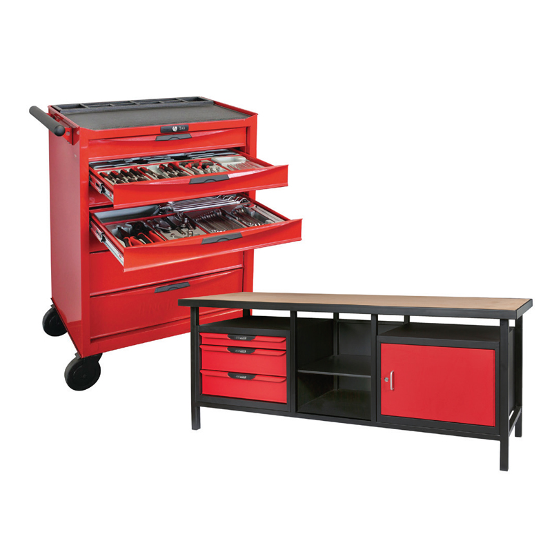 Imexco, TOOL CABINETS AND WORKBENCHES