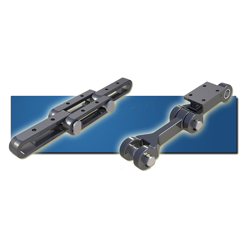 Imexco, SS CARBON STEEL INDUCTION HARDENED OVERHEAD RIVETLESS CHAIN