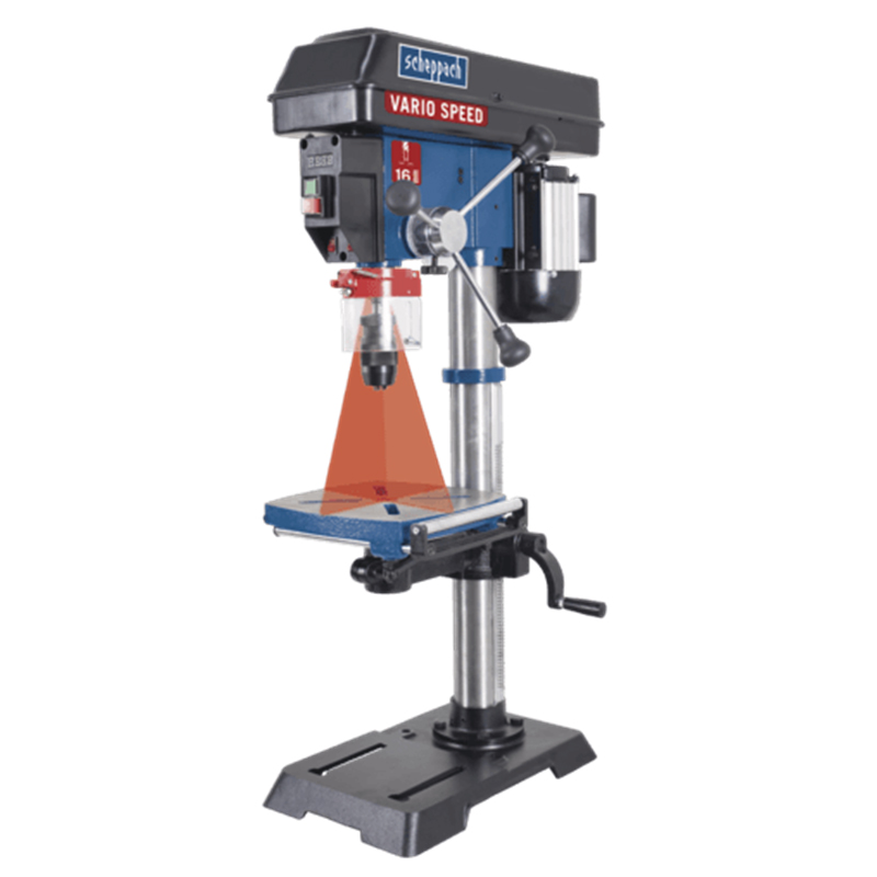 Imexco, Drill Press Vario 230-240V 50Hz 550W